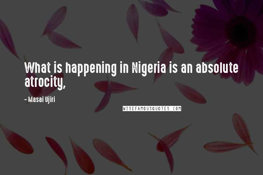 Masai Ujiri quotes: What is happening in Nigeria is an absolute atrocity,