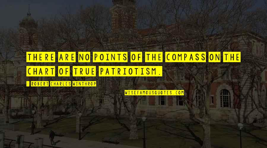 Memorial Day Day Quotes By Robert Charles Winthrop: There are no points of the compass on
