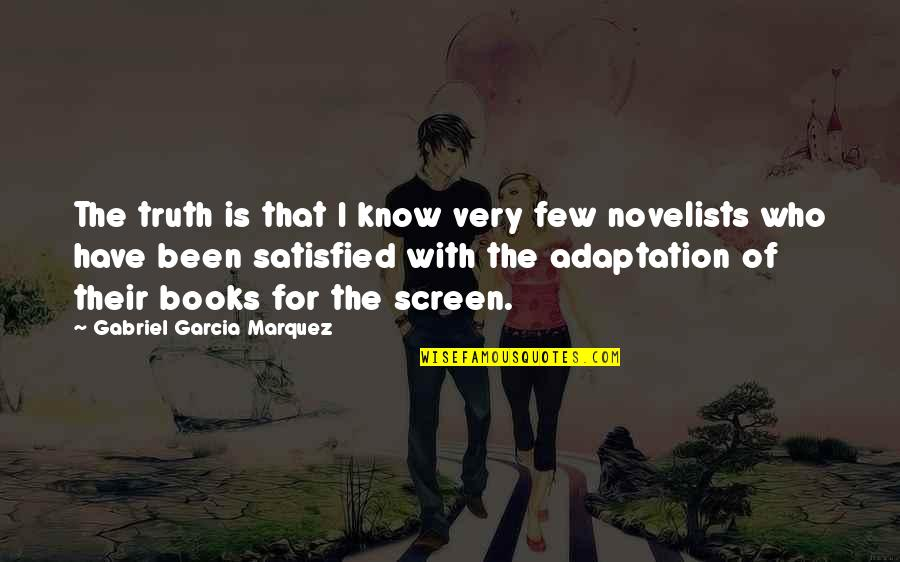 Merlin Queen Of Hearts Quotes By Gabriel Garcia Marquez: The truth is that I know very few