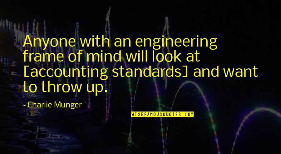 Merlin The Wizard Quotes By Charlie Munger: Anyone with an engineering frame of mind will
