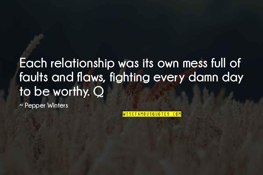 Mess Up A Relationship Quotes: top 18 famous quotes about ...