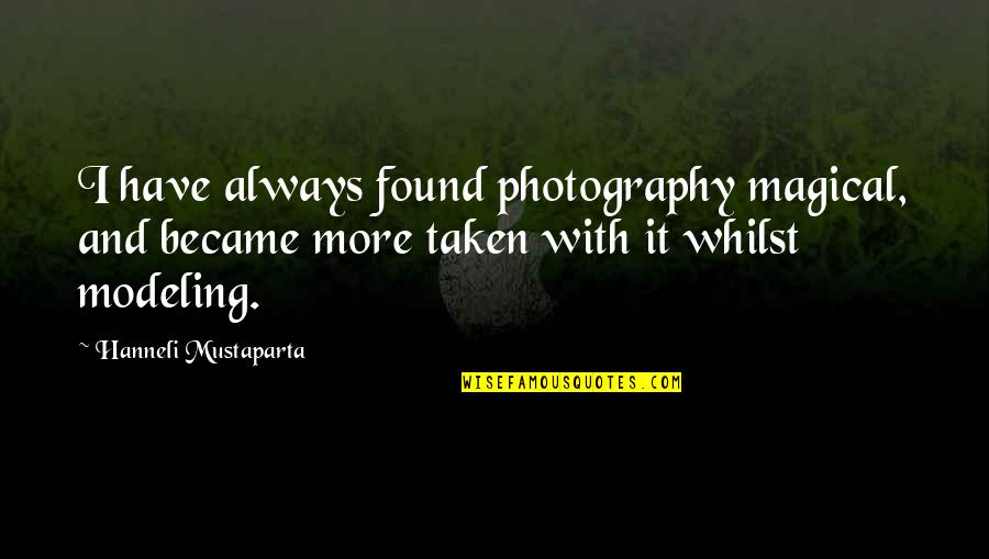 Modeling And Photography Quotes: top 2 famous quotes about ...