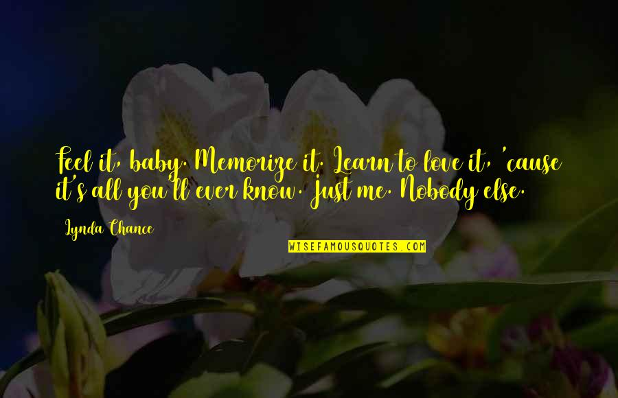 Momo Stock Quotes By Lynda Chance: Feel it, baby. Memorize it. Learn to love