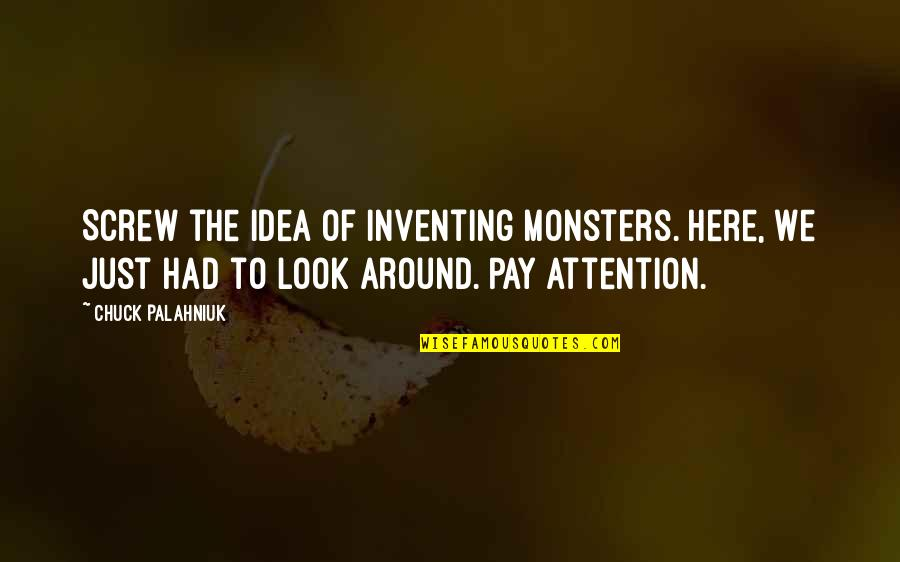 Monsters Inc Quotes: top 34 famous quotes about Monsters Inc