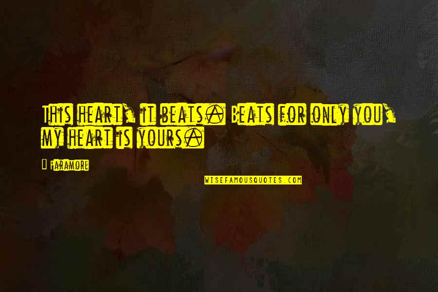 My Heart Only For You Quotes Top 58 Famous Quotes About My Heart