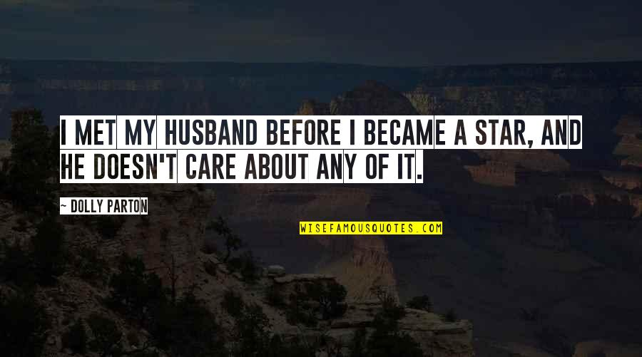 T care when your doesn husband 20 Signs
