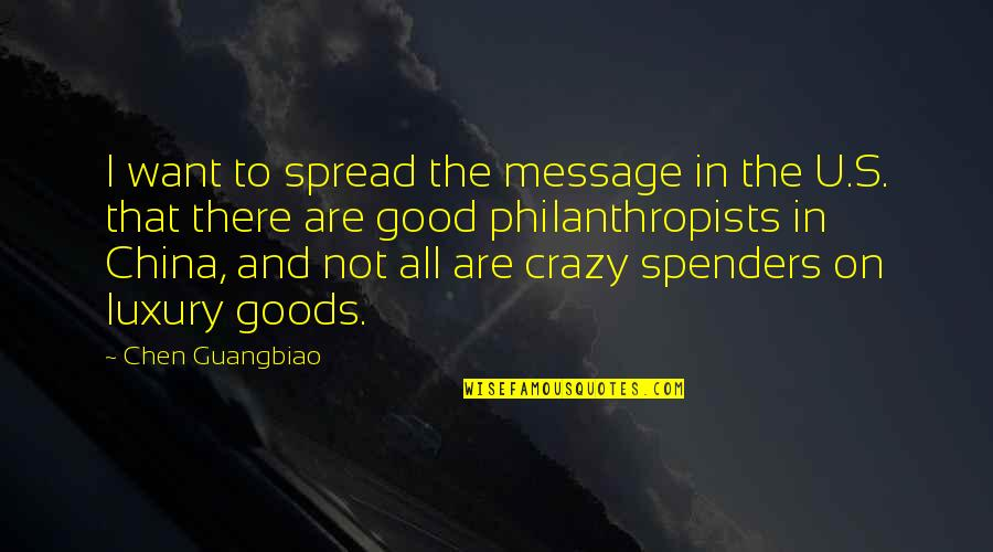 Nbcnews Stock Quotes By Chen Guangbiao: I want to spread the message in the