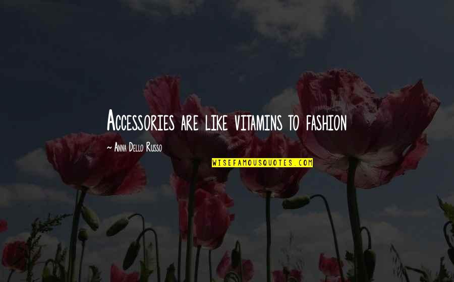 Ndtv Stock Quotes By Anna Dello Russo: Accessories are like vitamins to fashion