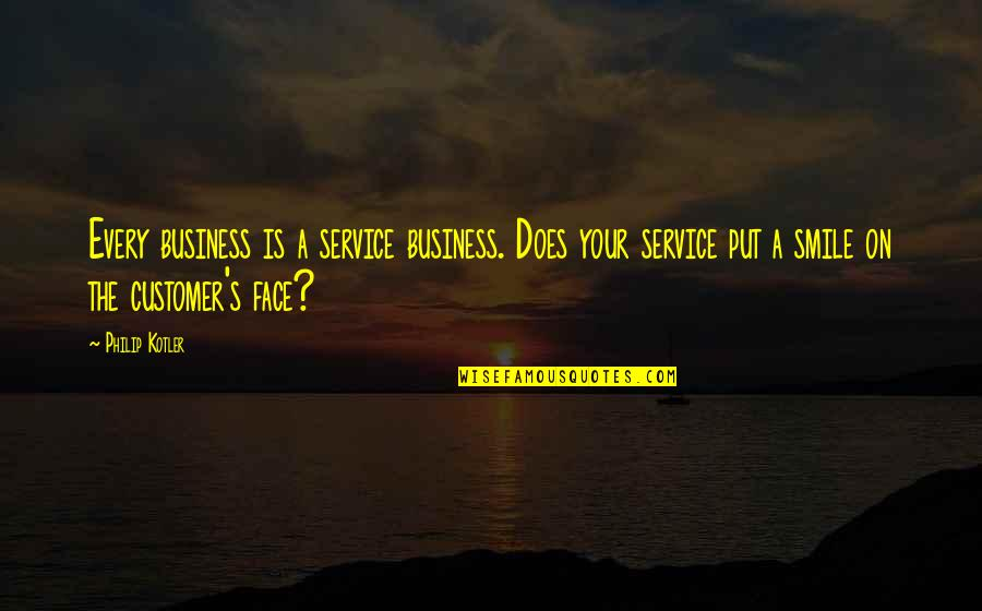Ndtv Stock Quotes By Philip Kotler: Every business is a service business. Does your