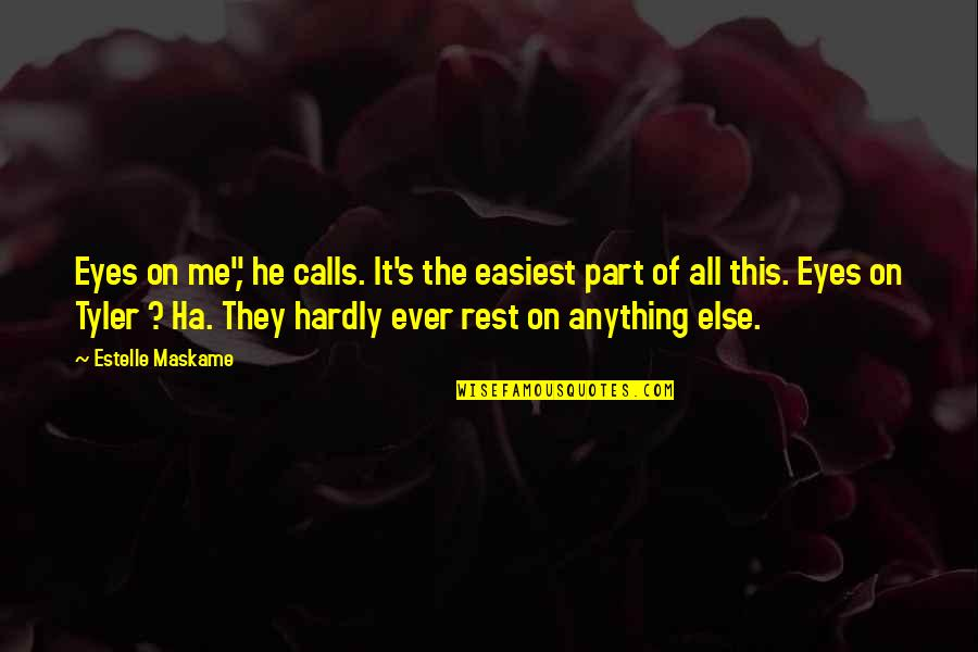 """Negan's Quotes By Estelle Maskame: Eyes on me"""", he calls. It's the easiest"""