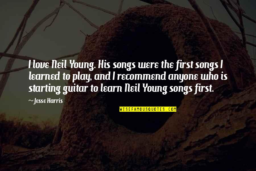 Neil Young Love Quotes: top 32 famous quotes about Neil ...