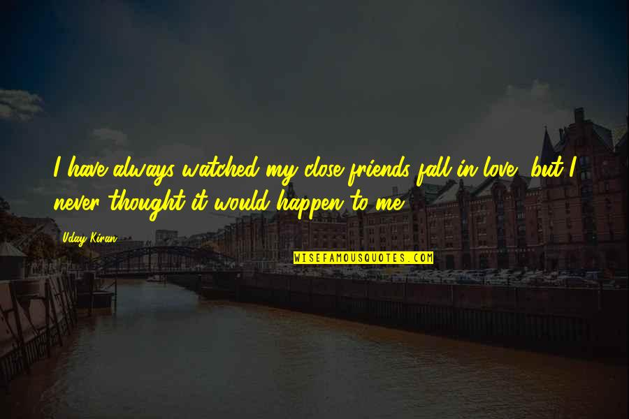 Never Thought We Would Be More Than Friends Quotes: top 11 ...
