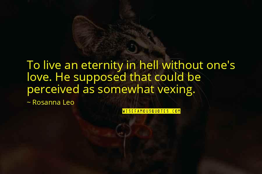 Nj Dental Insurance Quotes By Rosanna Leo: To live an eternity in hell without one's