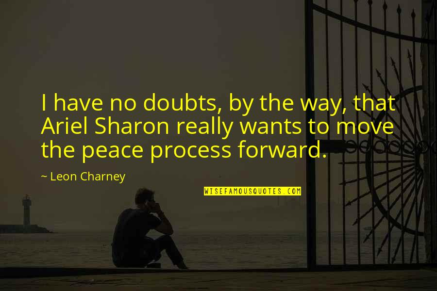 No Doubts Quotes By Leon Charney: I have no doubts, by the way, that