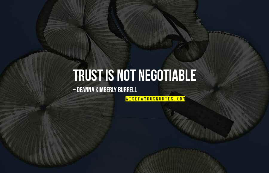 Non Negotiable Quotes: top 46 famous quotes about Non Negotiable