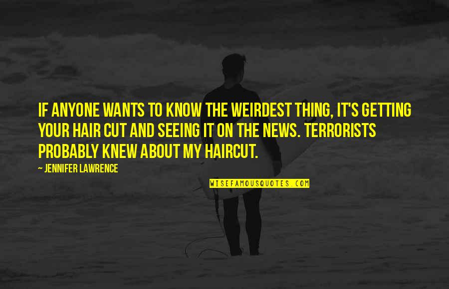 Not Cutting Hair Quotes top 34 famous quotes about Not