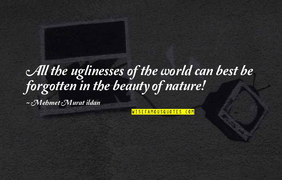 Not Knowing What To Do Pinterest Quotes By Mehmet Murat Ildan: All the uglinesses of the world can best
