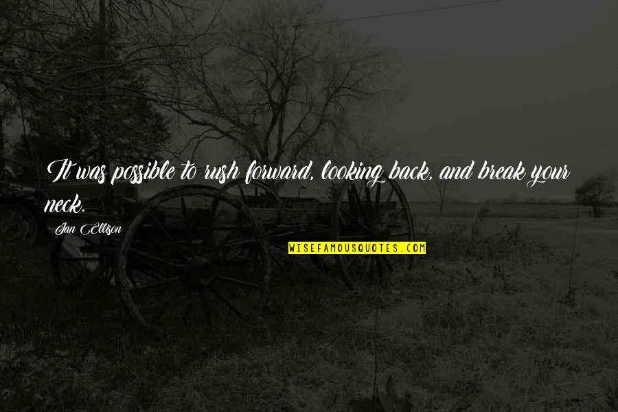 Not Looking Back At The Past Quotes Top 37 Famous Quotes About Not