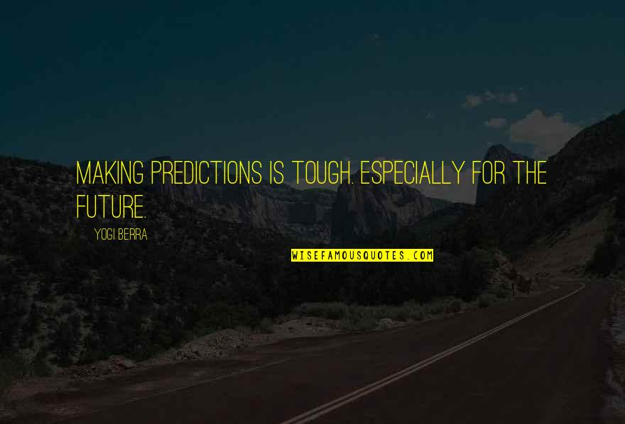 Obiee Double Quotes By Yogi Berra: Making predictions is tough. Especially for the future.