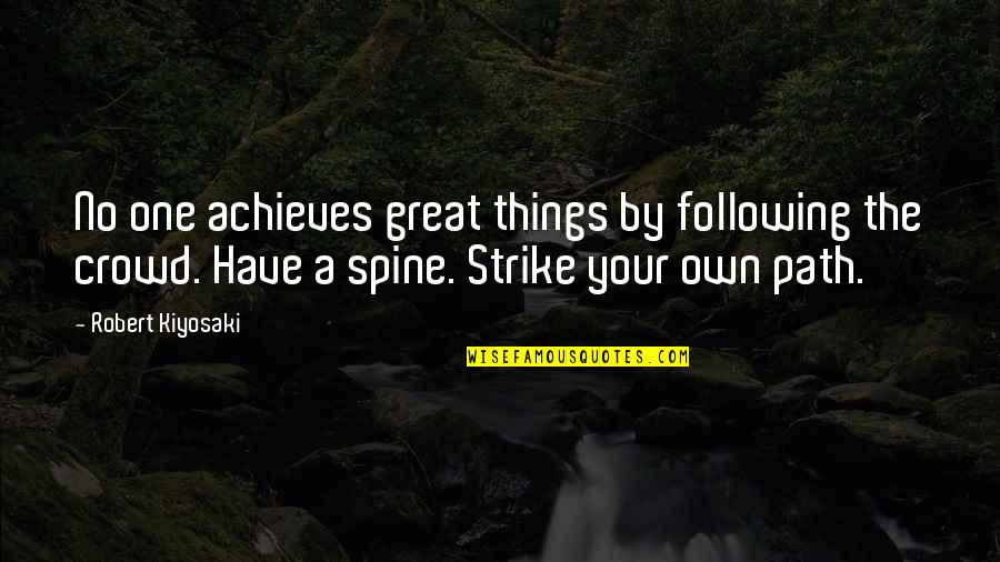 One Path Quotes Top 100 Famous Quotes About One Path