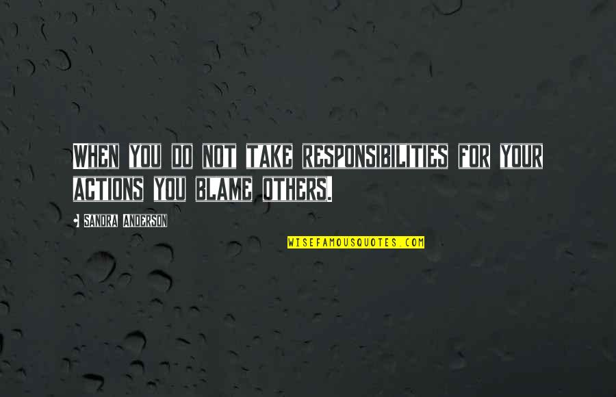Others Actions Quotes: top 100 famous quotes about Others