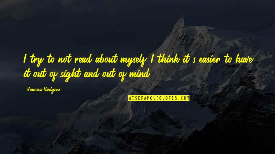 Out Of Sight Not Out Of Mind Quotes Top 36 Famous Quotes About Out