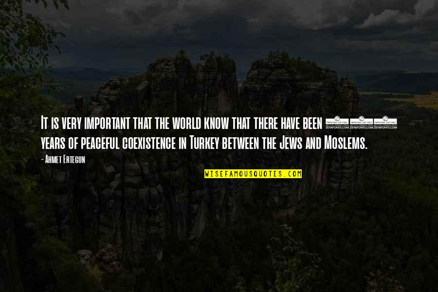 Peaceful Coexistence Quotes: top 22 famous quotes about