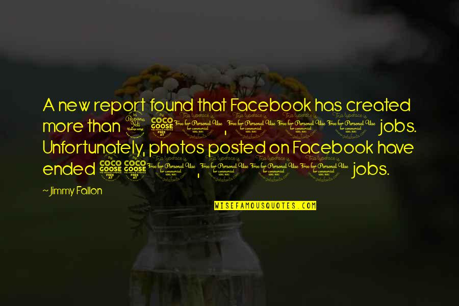 Photos In Facebook Quotes By Jimmy Fallon: A new report found that Facebook has created