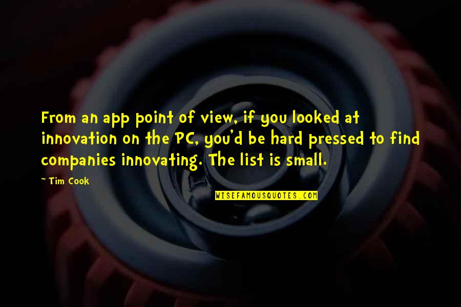 Poker Night At The Inventory 2 Claptrap Quotes By Tim Cook: From an app point of view, if you