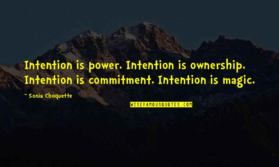 Power Of Intention Quotes Top 35 Famous Quotes About Power Of Intention