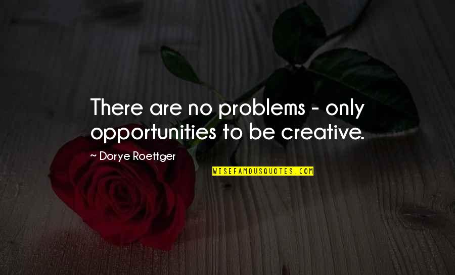 Punjabi Font Written Quotes By Dorye Roettger: There are no problems - only opportunities to