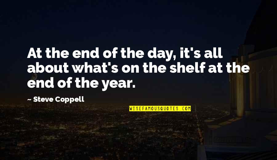 Pyogenic Quotes By Steve Coppell: At the end of the day, it's all