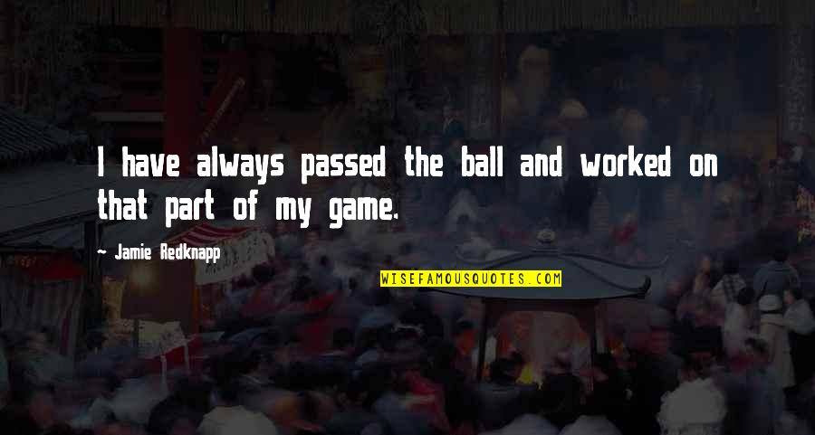 Python Encode Double Quotes By Jamie Redknapp: I have always passed the ball and worked