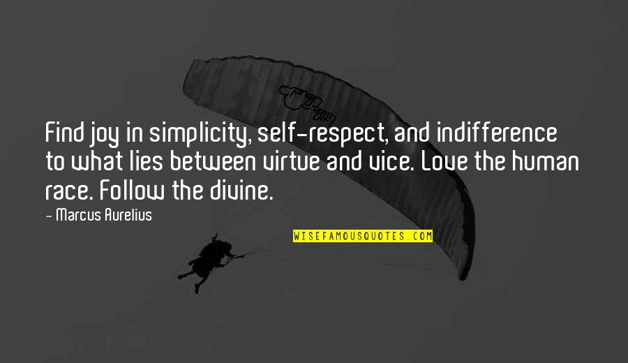 Quotes 12th Night Quotes By Marcus Aurelius: Find joy in simplicity, self-respect, and indifference to