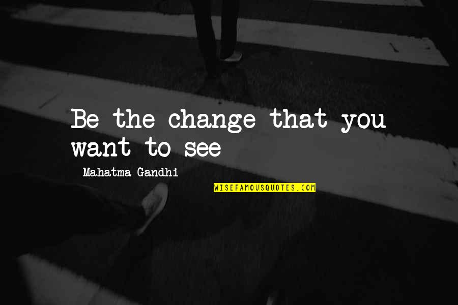 R Gsub Replace Quotes By Mahatma Gandhi: Be the change that you want to see