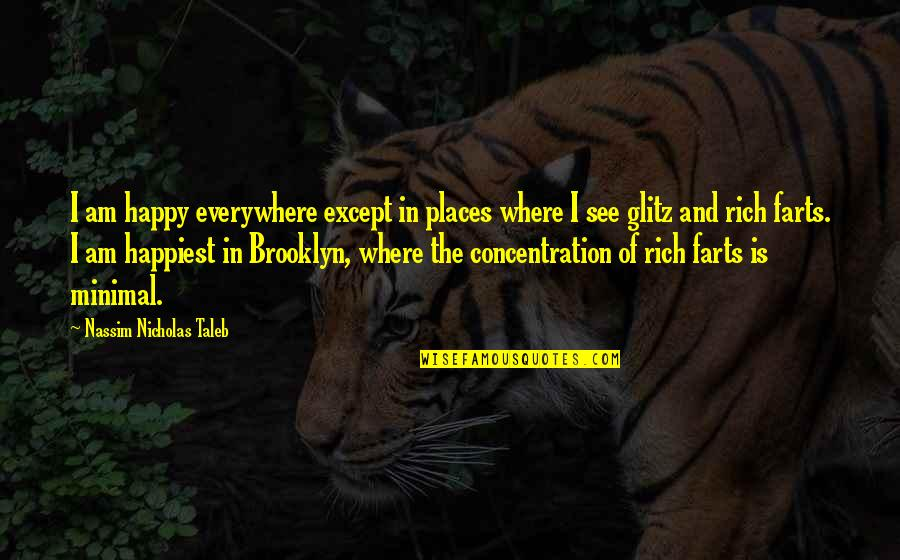 R Gsub Replace Quotes By Nassim Nicholas Taleb: I am happy everywhere except in places where