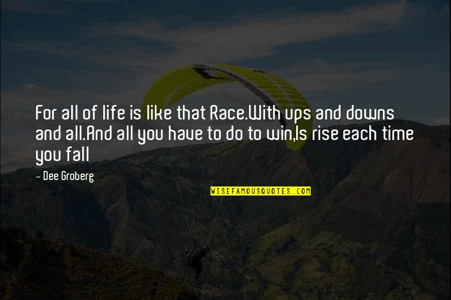 Race For Life Quotes Top 82 Famous Quotes About Race For Life