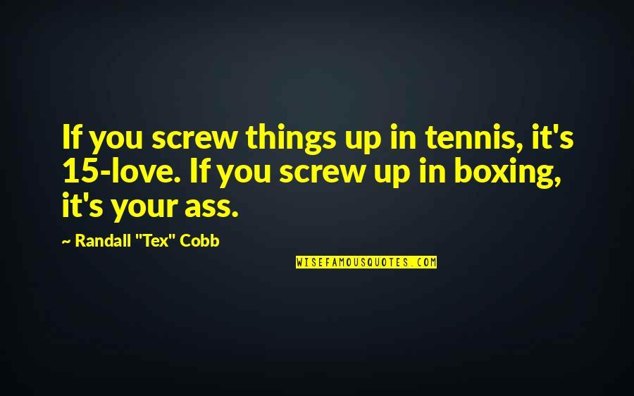 Randall Cobb Quotes By Randall