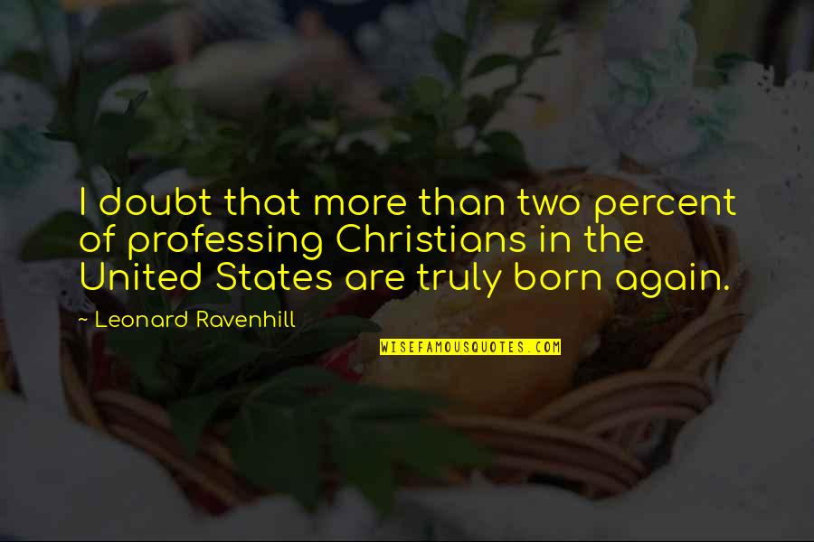Regex Find Unmatched Quotes By Leonard Ravenhill: I doubt that more than two percent of