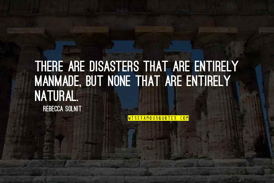 Regex Find Unmatched Quotes By Rebecca Solnit: There are disasters that are entirely manmade, but