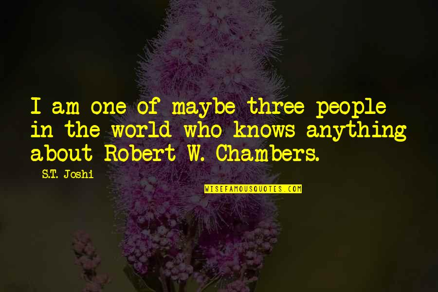 Regex Find Unmatched Quotes By S.T. Joshi: I am one of maybe three people in
