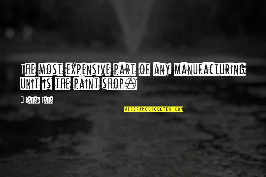 Replying Quotes By Ratan Tata: The most expensive part of any manufacturing unit