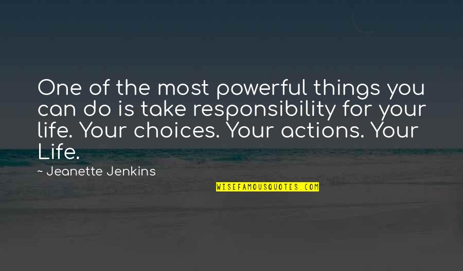 Responsibility For Your Actions Quotes Top 56 Famous Quotes About