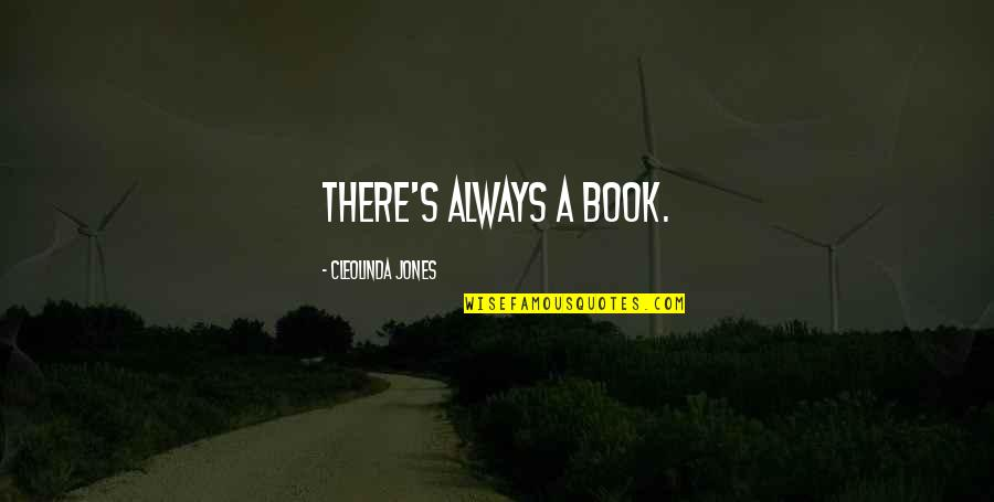 Reviewing Quotes By Cleolinda Jones: There's ALWAYS a book.