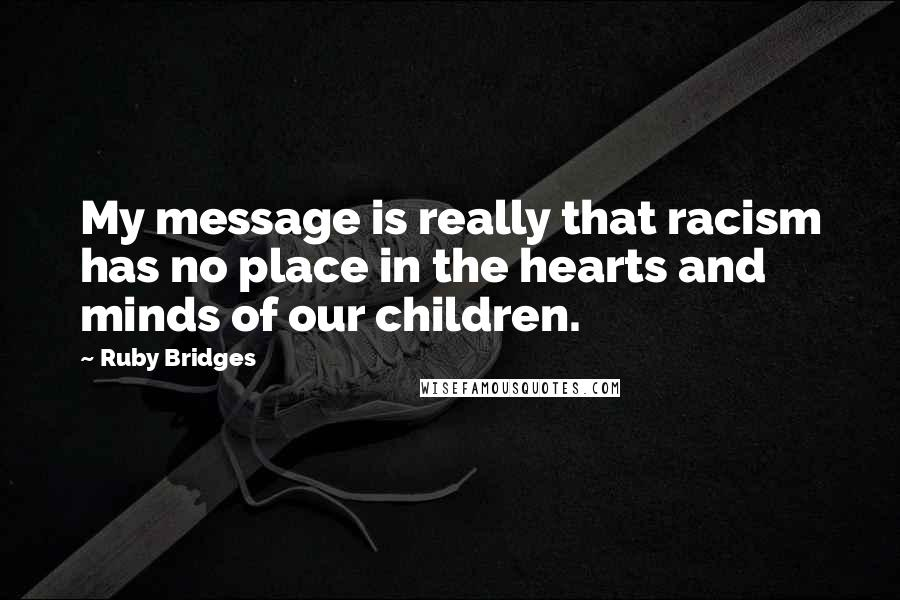 Ruby Bridges Quotes Wise Famous Quotes Sayings And Quotations By