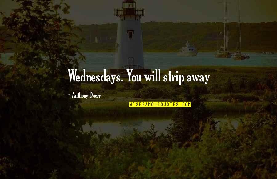 Sas Macros Inside Quotes By Anthony Doerr: Wednesdays. You will strip away
