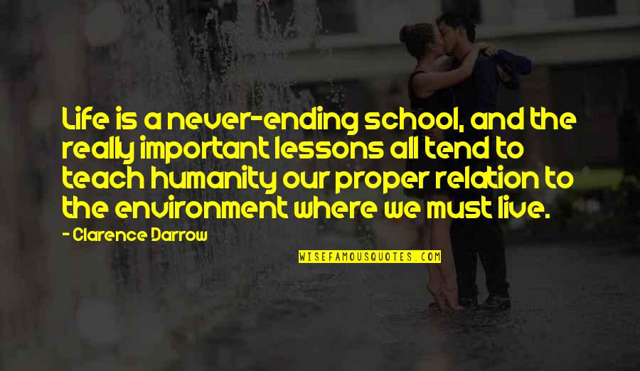School Life Ending Quotes Top 7 Famous Quotes About School Life Ending