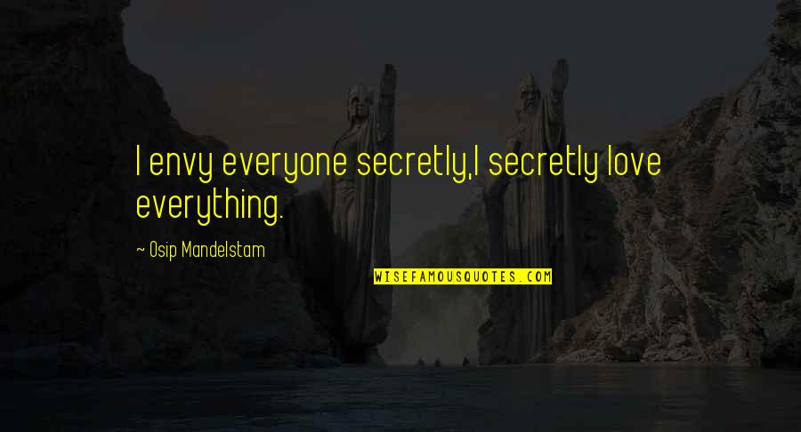 Secretly In Love With You Quotes Top 34 Famous Quotes About