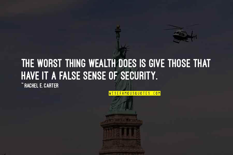 Sense Of Security Quotes Top 43 Famous Quotes About Sense Of Security