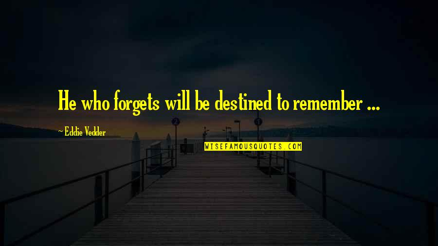 Sharepoint Calculated Column Quotes By Eddie Vedder: He who forgets will be destined to remember